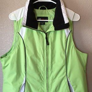 SJB Active Vest with Hood